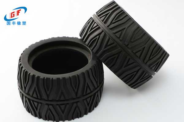 TPE塑料生产的玩具轮胎