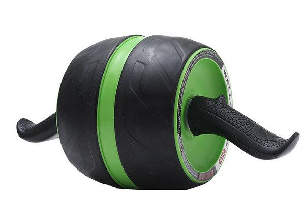 国丰橡塑TPE\TPR胶料应用于健腹轮包胶-徐州**体育用品厂