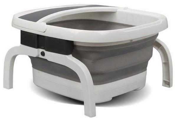 国丰橡塑TPE\TPR软料应用于折叠洗脚盆-常德**橡塑科技有限公司
