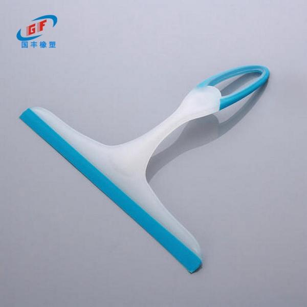 软胶玻璃清洁刷手柄包胶