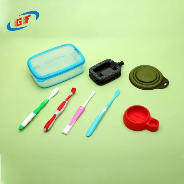 牙刷手柄包胶TPR料