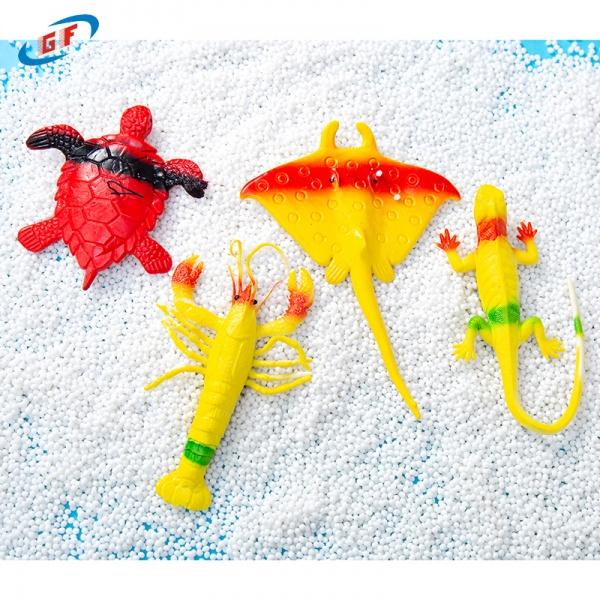 TPR玩具独角兽材料