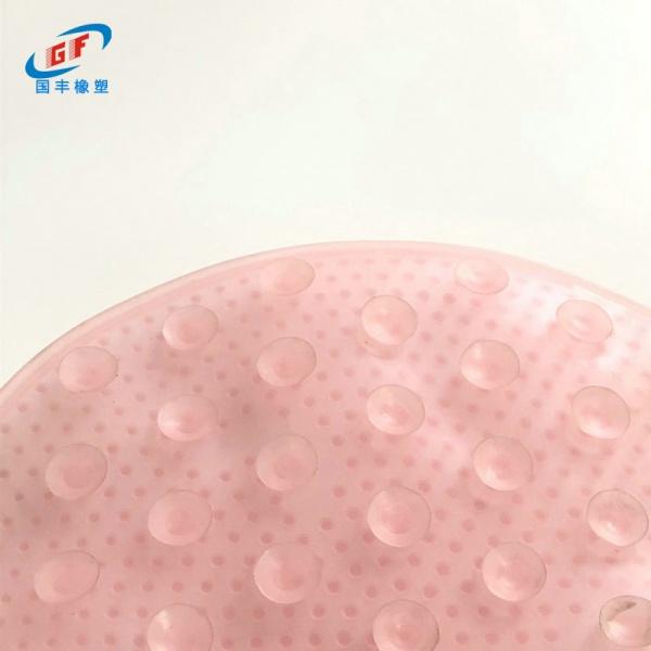 TPE浴室吸盘脚垫材料