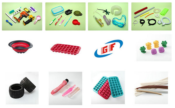 TPE塑料原料应用领域