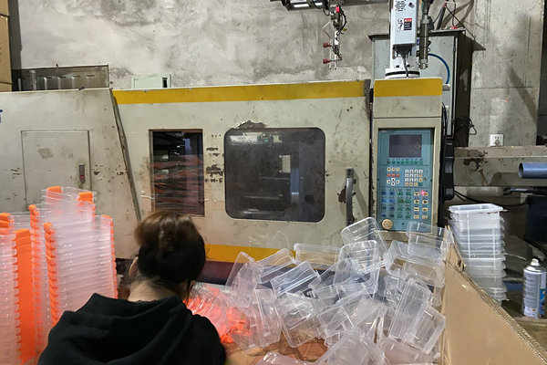 TPE包胶ABS料注塑工艺